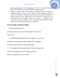 Date On Cover Letters What Is A Cover Letter