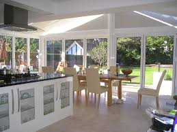 Kitchen Conservatory Ideas Uk In Kitchen Conservatory An ..