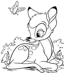 Find hundreds of free printable disney coloring pages—a perfect activity for your kids. Disney Coloring Pages Coloring Pages Disney Coloring Sheets Deer Coloring Pages Disney Coloring Pages
