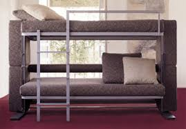 Startling Sofa That Turns Into Bunk Beds Manificent Decoration  Transfurniture Couch Bed Geekologie