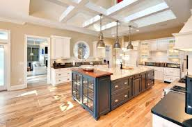 White kitchen light wood floor Shaker Kitchen Wood Floors In Kitchen Beautiful Kitchen Floor Wood Dark Cabinets Lighter Wood Floors Light White Engineered Newspapiruscom Wood Floors In Kitchen Contemporary Kitchen With Hickory Engineered