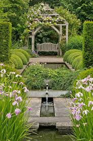 pictures of beautiful garden landscapes
