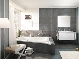 Modernes Badezimmer Anthrazit Wohndesign