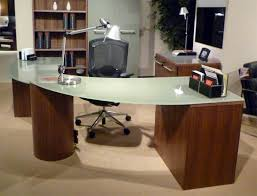 glass top office desk amazing home design regarding elegant residence desk with glass top designs