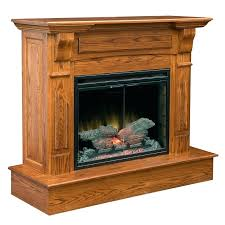 amish fireplace entertainment