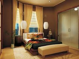 Bedroom:Stupendous Asian Themed Bedroom With Feng Shui Furniture Style And  Red Bedding Best Feng