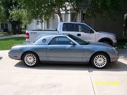 bubba_hawk 2005 Ford Thunderbird Specs, Photos, Modification Info ...