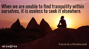 Tranquility Quotes Custom TOP 48 TRANQUILITY QUOTES Of 48 AZ Quotes