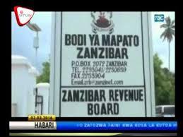 Image result for Bodi ya Mapato Zanzibar (ZRB)