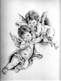 Angeli Amorini 2 Brocante Plaatjes Engelen Beelden Engel En