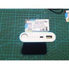 box sạc dự phòng 4 cell pin 18650 ( vỏ nhựa hô trợ sạc 2a )