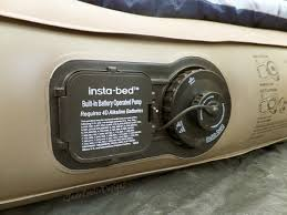 Image result for deflated camping air mattress