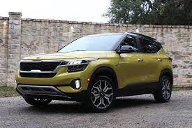 2021 Kia Seltos Review Kia Kia Sportage Subcompact Suv