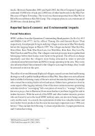 Capitalizing On Conflict How Logging And Mining Contribute To Environ…