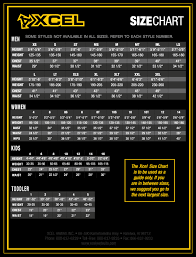 Wetsuit Size Chart Child Wetsuit Size Charts For All Known Brands 360guide
