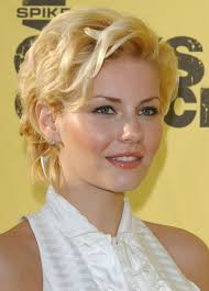 Marilyn Monroe Hairstyle Elisha Cuthbert Rocking It Marilyn Monroe Style Short Hair Style