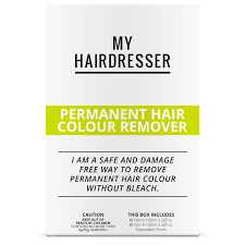 I Safely Remove Permanent Hair Colour