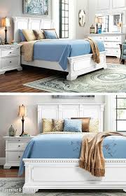 excellent blue bedroom white furniture pictures. The Blue And White Color Combination In This Bedroom Is Just Gorgeous Crisp Excellent Furniture Pictures
