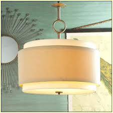 drum shade chandelier drum chandelier double drum shade chandelier home design ideas with regard to modern