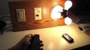 Arduino Wireless Light Switch Remote Control Light Switch Arduino