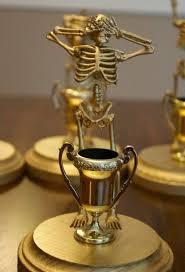 diyloween costume award trophies trophy awards labels