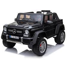 Купить детский <b>электромобиль BARTY Mercedes-Maybach G650</b>
