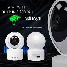 TẶNG THẺ 32GB ] Camera Wifi - Camera Ip Giám Sát Trong Nhà CareCam Độ Phân  Giải 2.0Mpx - Xoay 360 Độ Theo Chuyển Động - Chính Hãng - Camera IP Nhãn  hiệu CARECAM