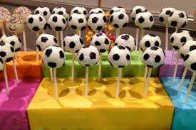 How To Decorate A Soccer Ball Cake Soccer Birthday Cupcake Ideas For You 81