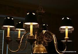 mood setting diy y chandelier shades