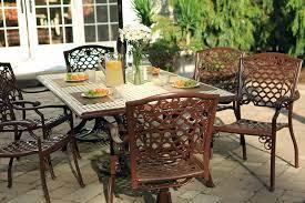 paint metal patio furniture
