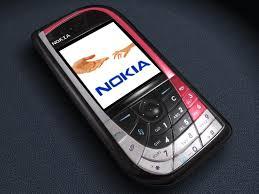 Nokia 7610 by bubikaj1978 Maya Objects