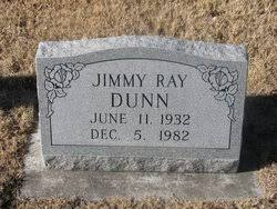 Jimmy Ray Dunn (1932-1982) - Find A Grave Memorial