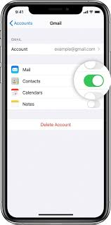 how to transfer contacts from iphone to