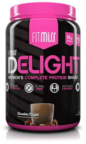 amazon fitmiss delight protein powder healthy nutritional shake for women whey protein fruits vegetables and digestive enzymes support weight loss