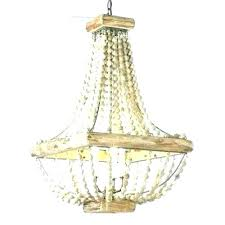wood bead chandelier pottery barn wooden bead chandelier beaded chandelier crystal bead chandelier chandeliers wood bead