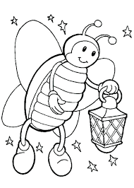 starry night coloring page magnificent firefly coloring page printable for pretty firefly coloring page starry night