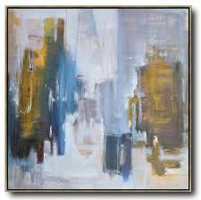 oversized canvas art on canvas