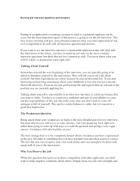 Best Photos Of Sample Interview Questions Management Position