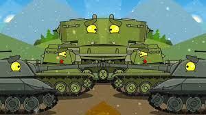 Phim hoạt hình xe tăng   Chiến đấu trong tuyết - Tin Tạp Chí
