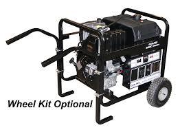 gillette portable diesel generator gped 65ek 6 5 kw 8 hp click to zoom for more images
