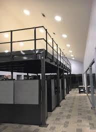 mezzanine office. Office Mezzanine U