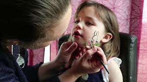 Small Picture Super Cute Simple Easter Bunny Face Paint Tutorial Kids Face
