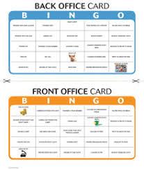 Office Bingo Brighten Your Veterinary Workday With Bingo