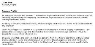 Sample Of Skills Based Resume Resume Sample