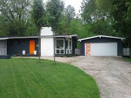 modern exterior lighting. A Colorful Mid Century Modern Ranch Home With Customized Tuff Shed Garage Those Exterior Lighting I