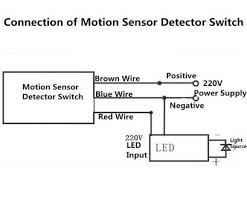 how to wire a motion detector light practical pir motion sensor how to wire a motion detector light popular alarm wiring diagram security light incredible motion
