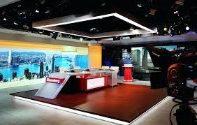 tv studio furniture. Tv Studio Furniture Bureau Broadcast