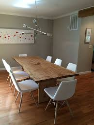 simple edge reclaimed solid wood live edge slab harvest tables natural console tables and coffee desks benches urban tree in dining table a