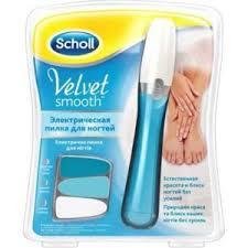 <b>Электрическая пилка</b> для ногтей <b>Scholl Velvet</b> Smooth   Отзывы ...