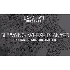 Blooming Where Planted - Unsigned & Unlimited